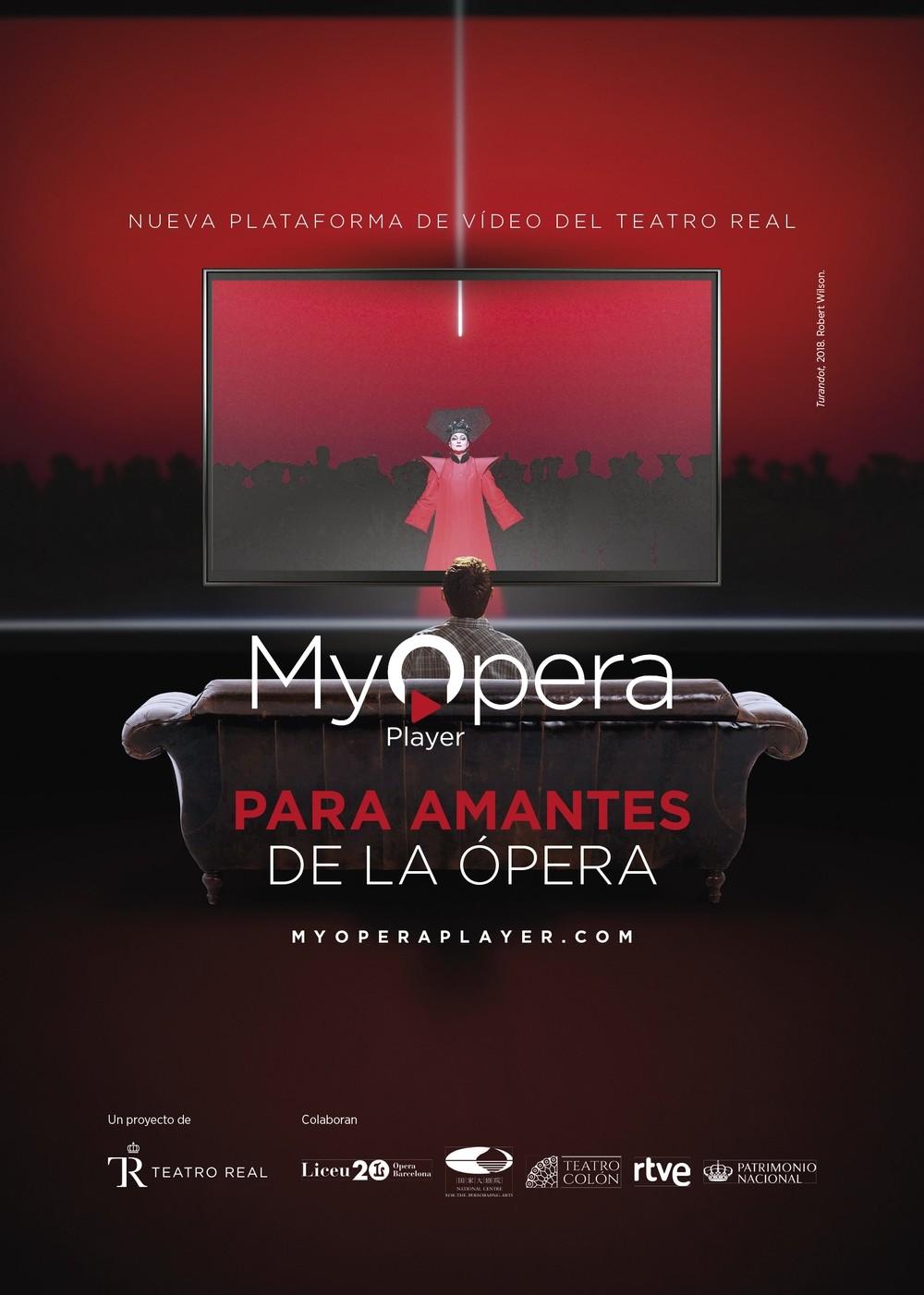 'My Opera Player', un teatro de teatros