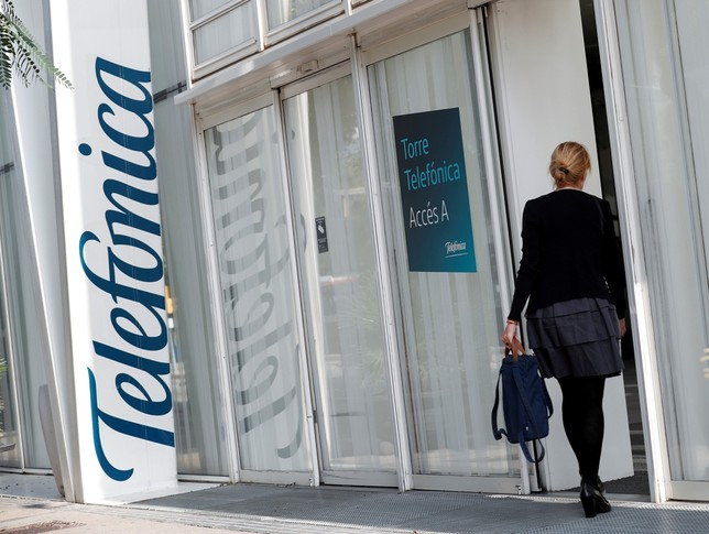 Telefónica gana un 6,4% más en 2018