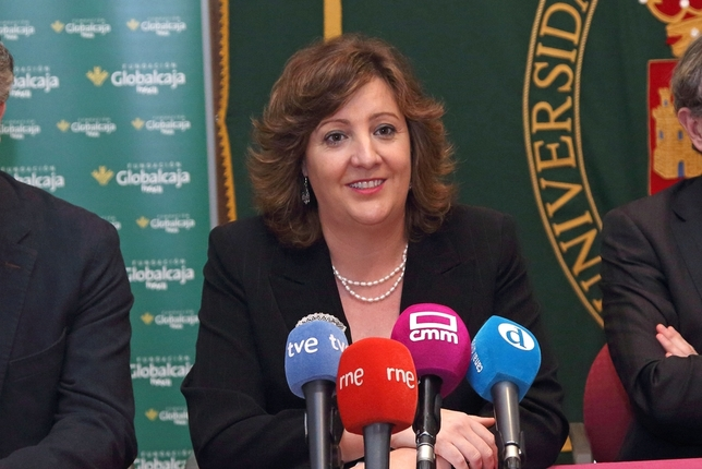 Patricia Franco, consejera de Economía, Empresas y Empleo. LT