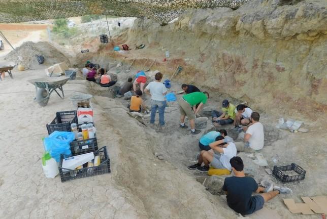 Torrelara albergó varias especies de dinosaurios