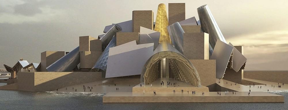 El Museo Guggenheim de Abu Dhabi abrirá sus puertas en 2022 y será uno de los centros más importantes de arte de Oriente Próximo.