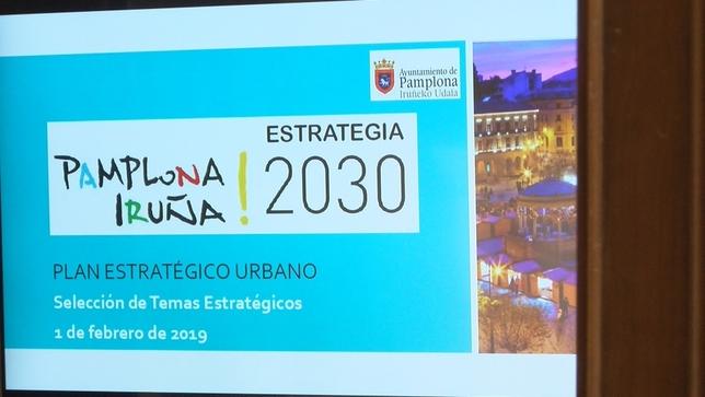 En busca de un nuevo modelo que defina la Pamplona de 2030