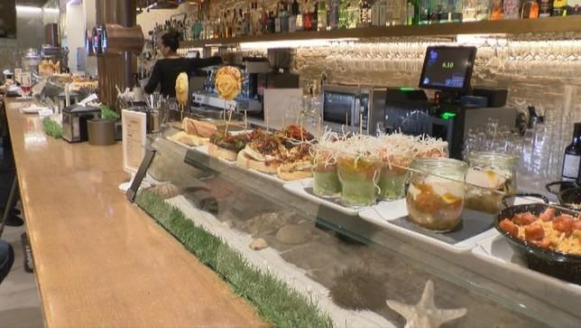 Visitas a los bares de Pamplona para comprobar que 'cumplen'