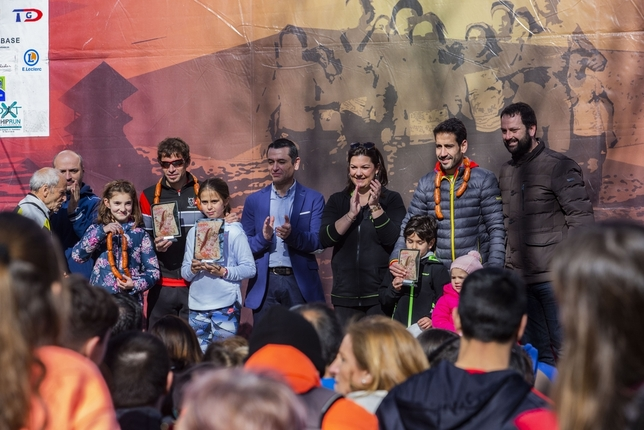 Massat y Jiménez se adjudican el Cross del Chorizo Rueda Villaverde