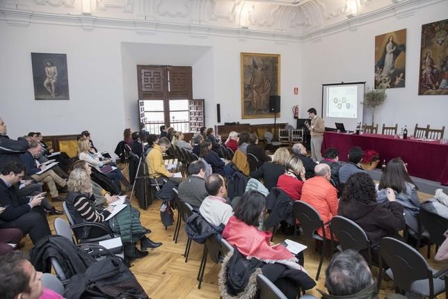 Uclés, sede de la cuarta jornada sobre sostenibilidad y vino ABEL VALDENEBRO