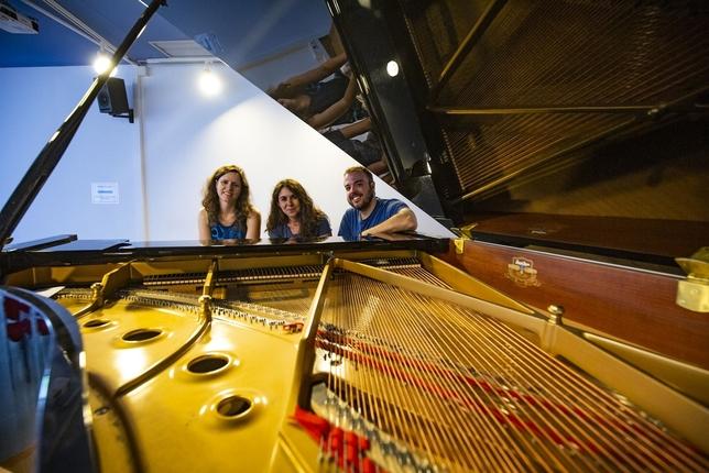 Música desde Ciudad Real para Europa Rueda Villaverde