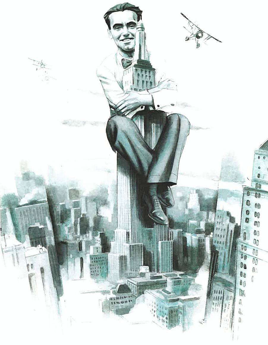 Federico García Lorca presenció el 'crack' del 29 en Wall Street.