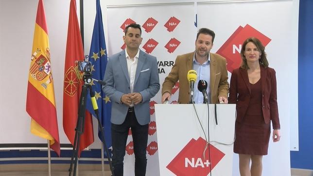 Navarra Suma, a punto de firmar mayoría absoluta en Tudela