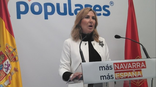 Ana Beltrán, nombrada vicesecretaria de Organización del PP