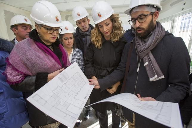El nuevo centro de Aspace funcionará a finales de año Ricardo Munoz Martin (Spain)