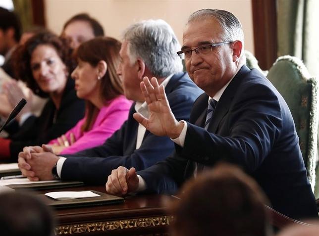 Enrique Maya, nuevo alcalde de Pamplona