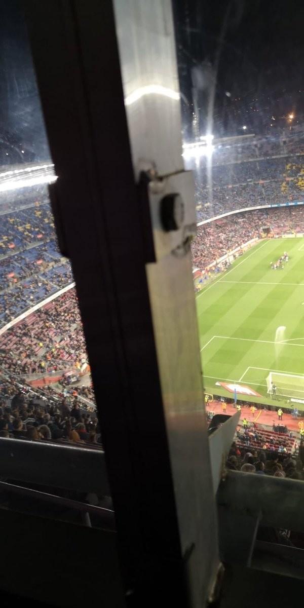 El club remite al Barcelona las quejas de sus aficionados