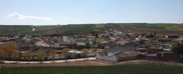 Retamoso es un pequeño municipio de la comarca de La Jara.  G. M.