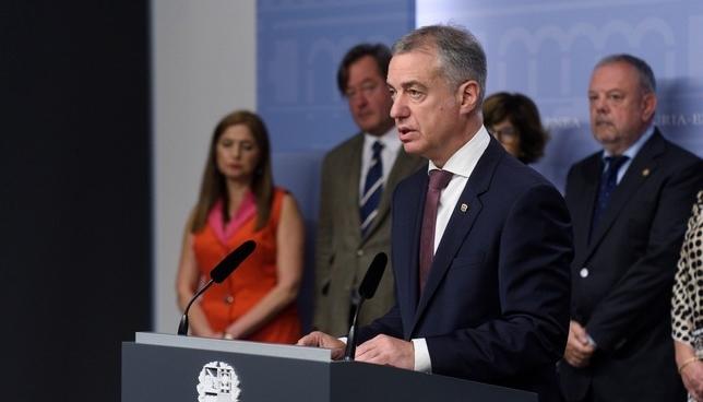 El Gobierno Vasco ve positivo el acuerdo en Navarra