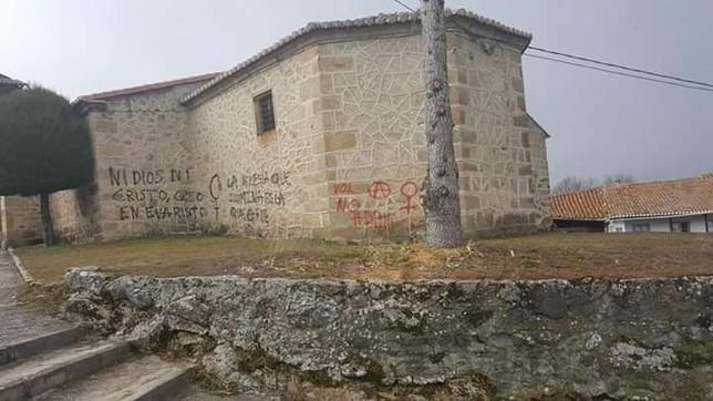 Condena a los ataques vandálicos contras dos iglesias