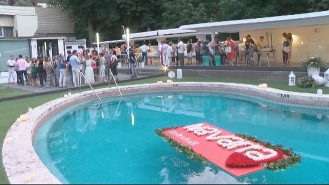 600 invitados en la fiesta presanferminera de Navarra TV NATV