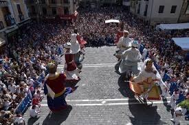 Pamplona celebra el 596º Privilegio de la Unión