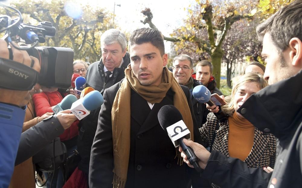 Raúl Calvo.