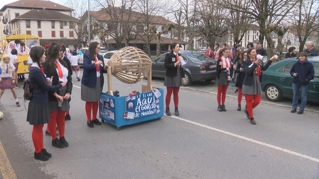 Navarra se llena de color con el carnaval