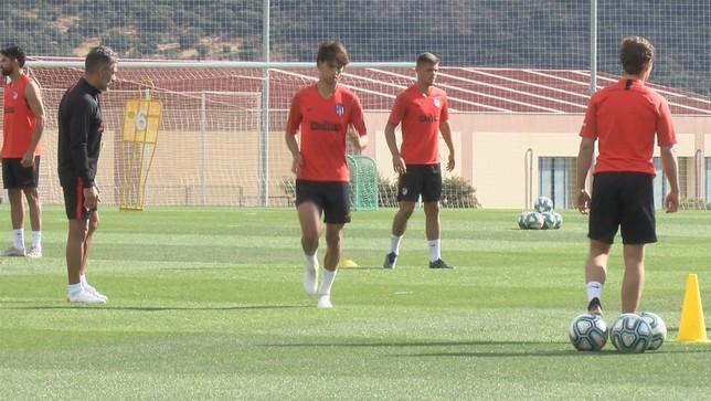 El Atlético de Madrid levanta pasiones en Los Ángeles