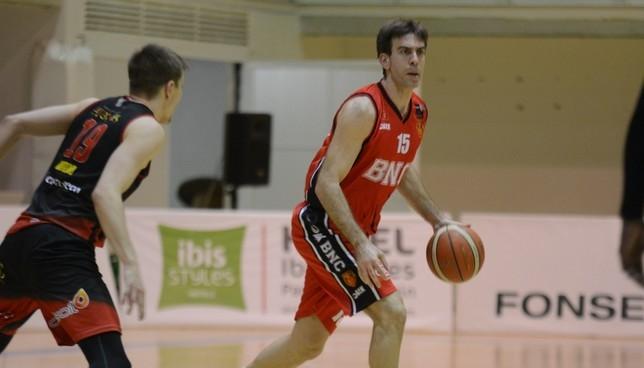 Basket Navarra comienza la segunda fase en casa Iñaki Martínez