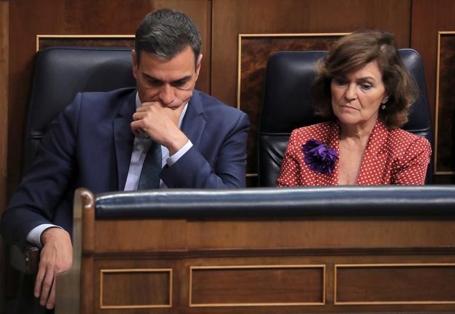 Sánchez pierde la investidura por segunda vez