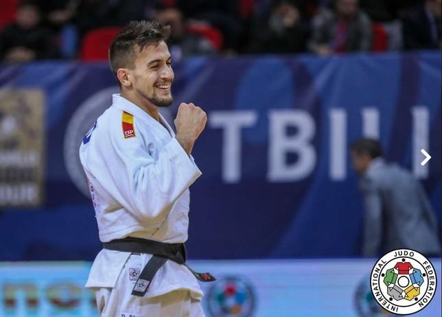 Dos vallisoletanos, en el Grand Prix Budapest de judo