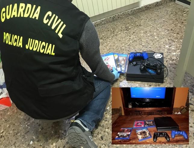 Detenidos los presuntos autores de varios robos en Milagro