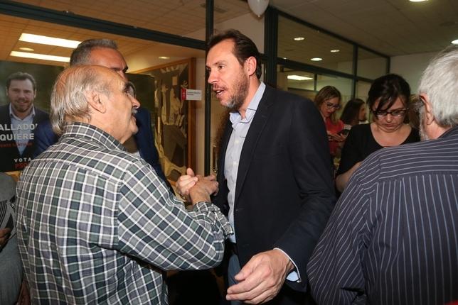 Victoria de Óscar Puente en las elecciones municipales