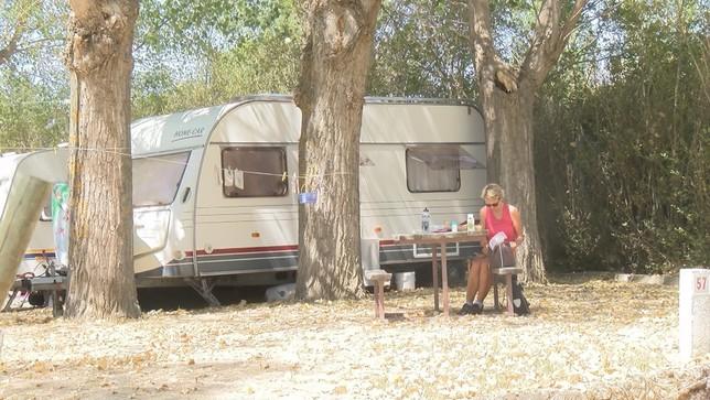 Los campings de Segovia, al 90% de ocupación en agosto