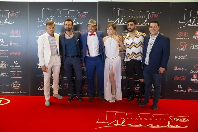 Gala especial con premiados de altura Isabel GarcÁa