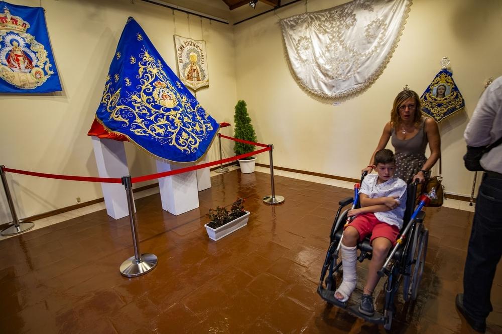 Una exposición para celebrar los 25 años de la hermandad