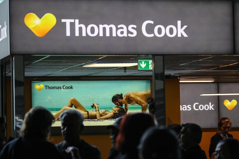 La agencia de viajes Thomas Cook se declara en quiebra