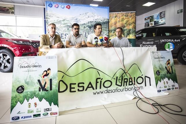 El 'Desafío Urbión' plantará 1.000 árboles