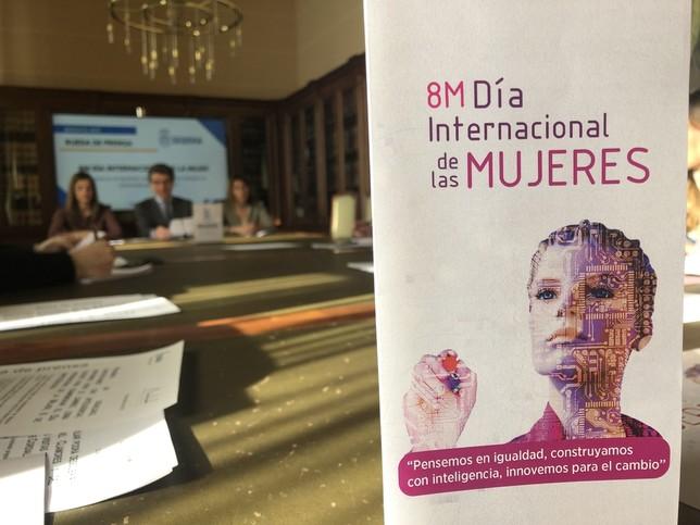 El #8M impulsará a la mujer creadora en la innovación