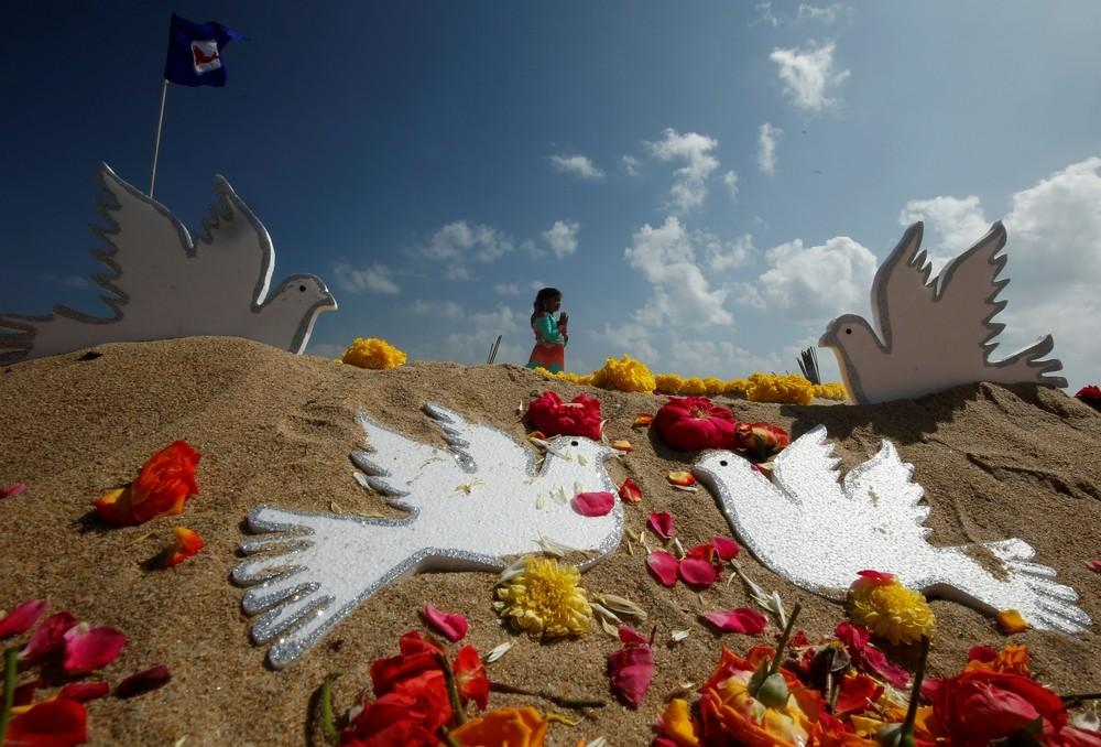 La letal huella del tsunami permanece 15 años después