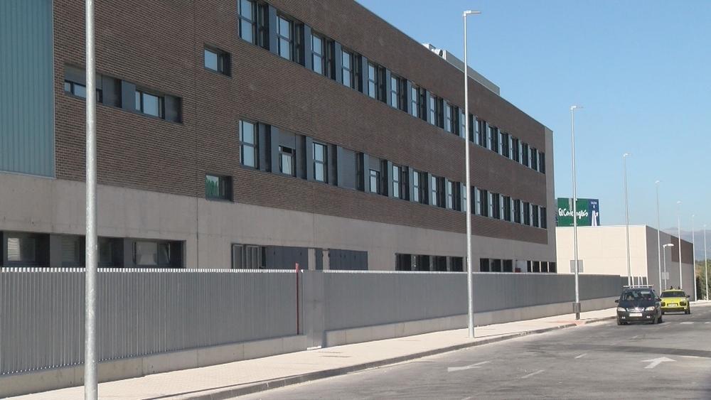 Sarriguren estrena su instituto recién construido