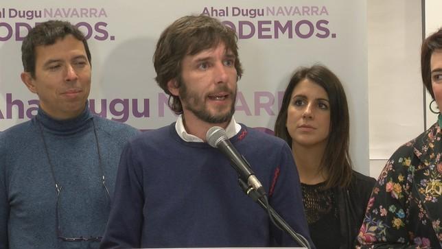 """Buil afirma que el resultado de Podemos es """"muy malo"""""""