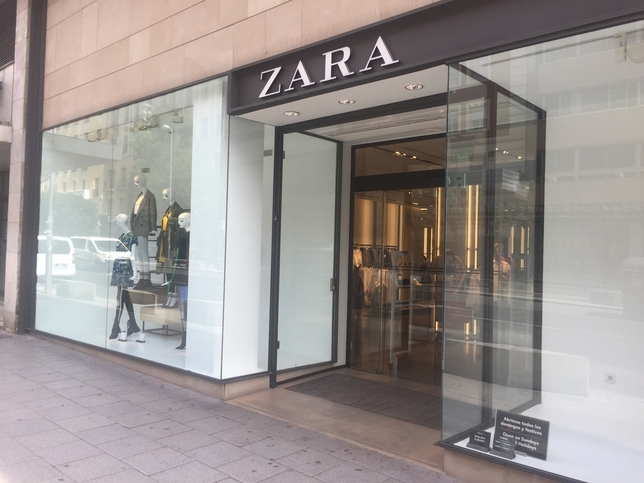 Inditex registra un beneficio de 3.444 millones en 2018 EUROPA PRESS