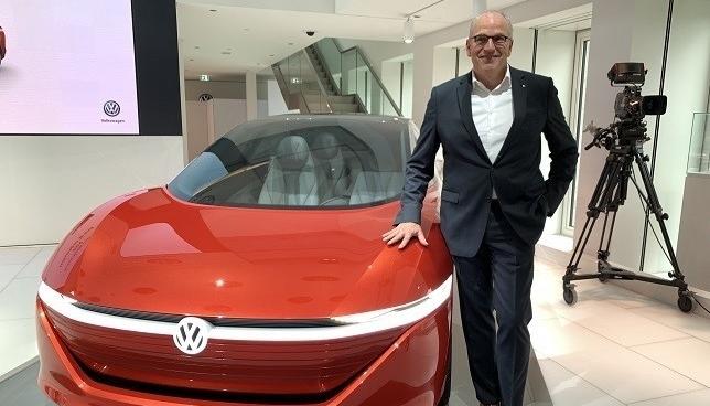 VW descarta a corto plazo producir eléctricos en Landaben