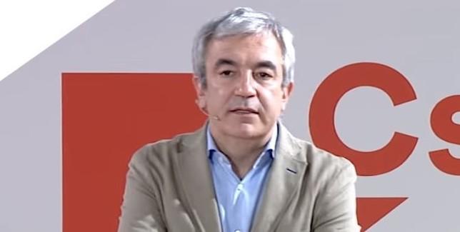 Garicano, de Ciudadanos, no renuncia a derogar el Convenio