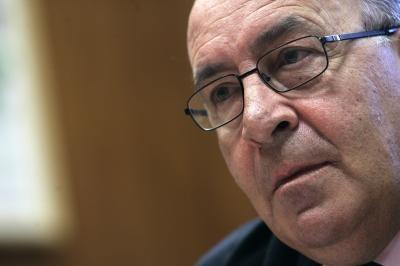 Vicente Romera, exconcejal de Ayuntamiento de Toledo y extesorero del PP de Toledo.