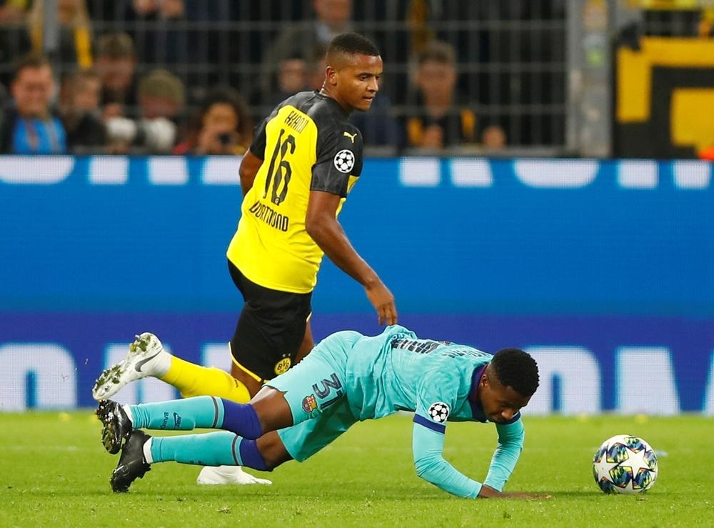 El Barcelona sobrevive en Dortmund