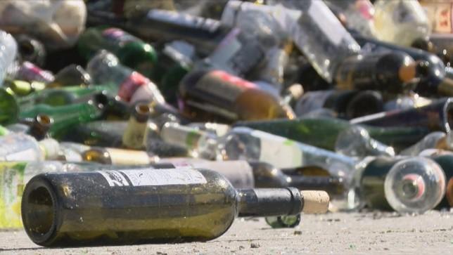 Pamplona es la segunda capital que más vidrio recicla