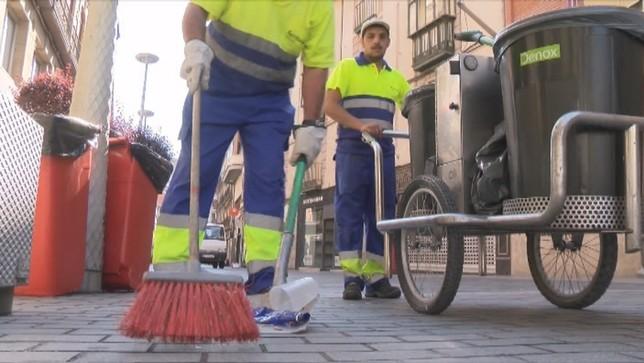 146 parados menos en Navarra en el mes de marzo