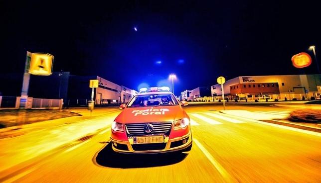 Les pillan en Pamplona con drogas y conduciendo sin carnet
