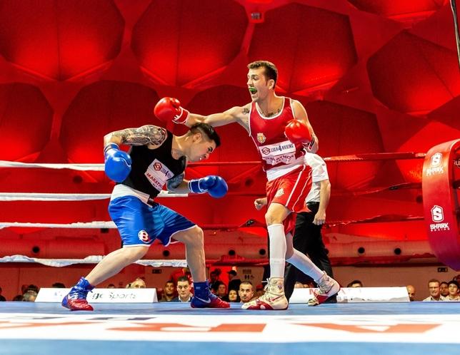 Milenio Boxeo Valladolid mantiene el liderato JCR