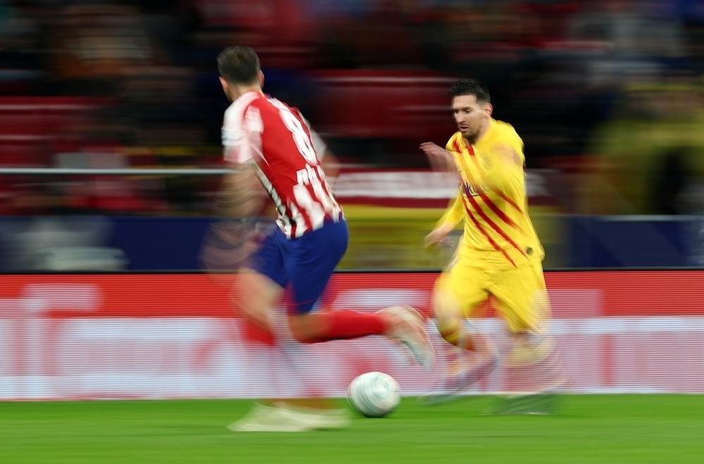 Messi vuelve a sentenciar al Atlético