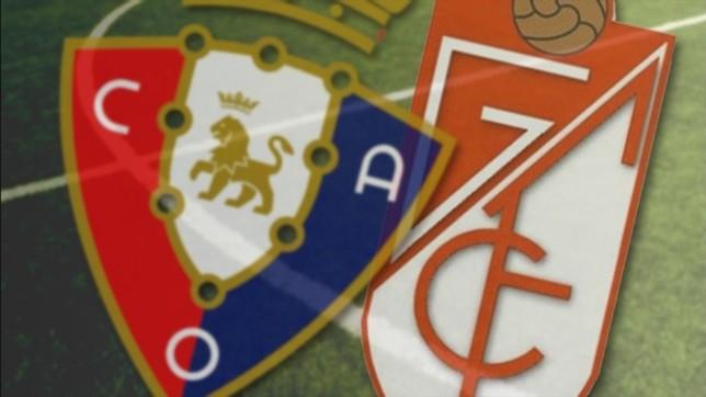 Osasuna recibe al líder Granada en un estadio de El Sadar que permanece invicto
