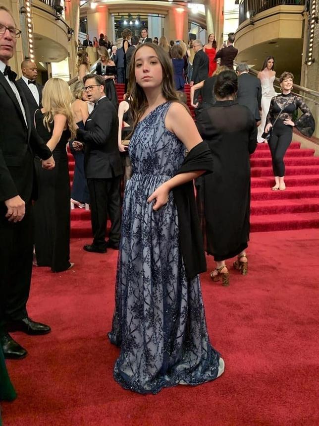 Los diseños de Sáez llegan a la alfombra roja de Los Oscars